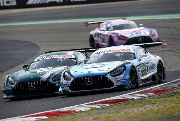 Sieben Marken treten beim DTM-Wochenende auf dem Nürburgring an - Foto: LAT Images