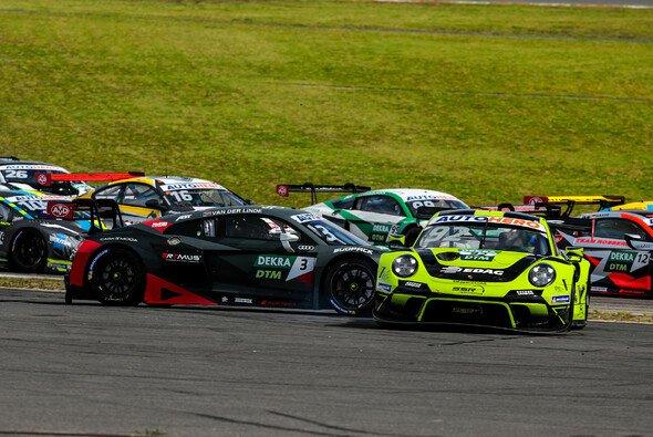 Michael Ammermüller fiel in beiden DTM-Rennen vorzeitig aus - Foto: LAT Images