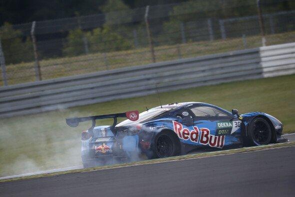 Red-Bull-Junior Liam Lawson startet in der DTM für AF-Corse-Ferrari - Foto: LAT Images