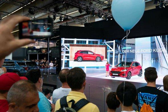Auf der IAA 2021 in München werden einige Autohersteller ihre Neuheiten zeigen - Foto: IAA