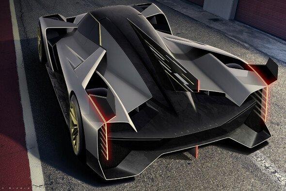 Cadillac veröffentlichte bislang nur ein Konzept-Design - Foto: Cadillac