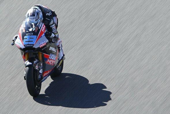 Marcel Schrötter muss beim Moto2-Rennen in Silverstone eine Strafe verbüßen. - Foto: LAT Images