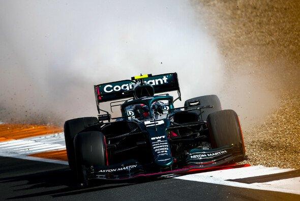 Das Trainings-Freitag von Sebastian Vettel in Zandvoort verlief alles andere als reibungslos. - Foto: LAT Images