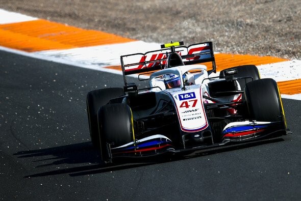 Mick Schumacher ließ im Training zum Niederlande-GP Williams hinter sich - Foto: LAT Images
