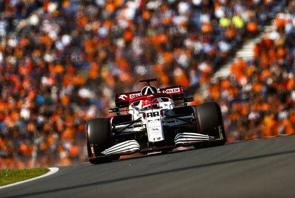 Robert Kubica gab in Zandvoort sein Formel-1-Comeback - Foto: LAT Images