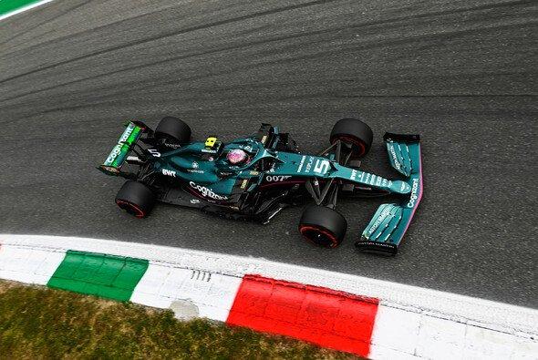 Sebastian Vettel verpasste in Monza das Q3 nur um Haaresbreite - Foto: LAT Images