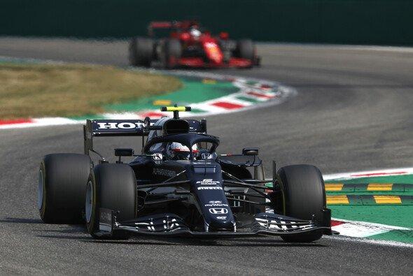 AlphaTauri erzielte beim Heimrennen in Monza keine Punkte - Foto: LAT Images