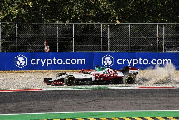 Im Sprint von Monza brauchte Kubica mehr alte Rallye-Skills als seine F1-Erfahrung - Foto: LAT Images