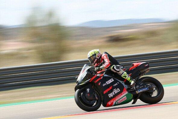 Aleix Espargaro hat sich im Spitzenfeld der MotoGP etabliert - Foto: LAT Images