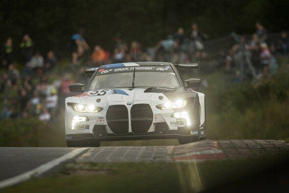 Der BMW M4 GT3 geht ab 2022 offiziell bei Rennen an den Start - Foto: BMW Motorsport