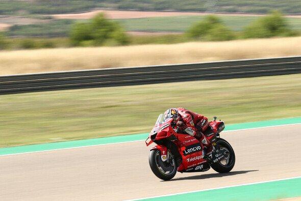 Jack Miller in Aragon: Ducati nimmt wieder einmal die Vorreiterrolle ein - Foto: LAT Images