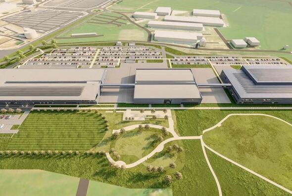 So soll die neue Heimat des Formel-1-Teams von Aston Martin aussehen - Foto: Aston Martin Racing
