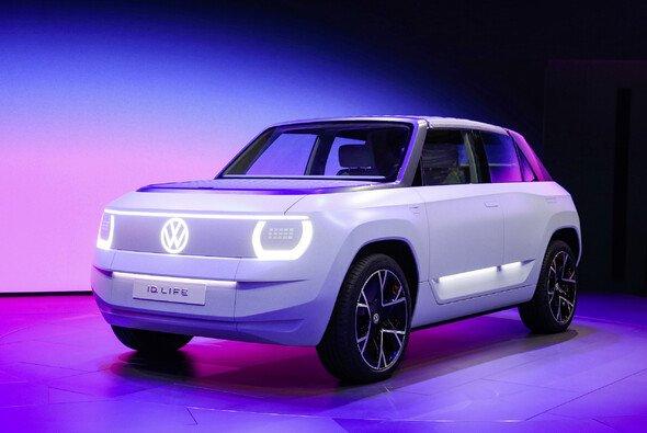 VW präsentiert das Konzept ID.Life als multifunktional einsetzbares Elektroauto - Foto: Volkswagen