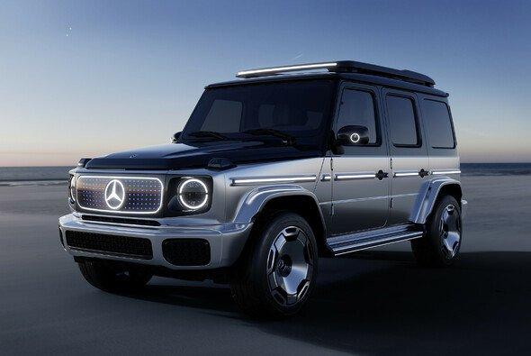 Nach mehr als vier Jahrzehnten bringt Mercedes eine Elektroversion der G-Klasse heraus - Foto: Mercedes-Benz AG