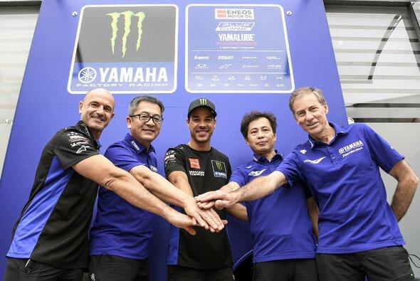 Franco Morbidelli ist ab sofort Teil des Werksteams - Foto: Yamaha