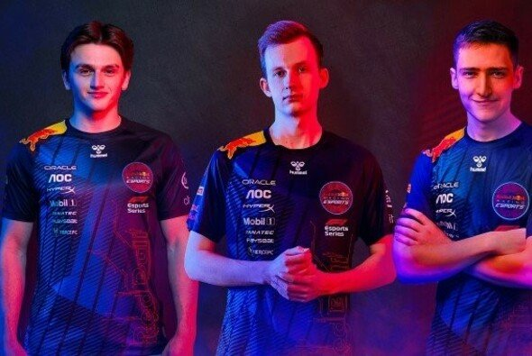 Fredi Rasmussen und Marcel Kiefer fahren auch 2021 für Red Bull Racing eSports - Foto: Red Bull Racing eSports