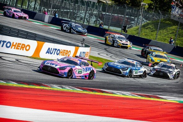 Maximilian Götz startet für das Mercedes-Team HRT in der DTM - Foto: Haupt Racing Team