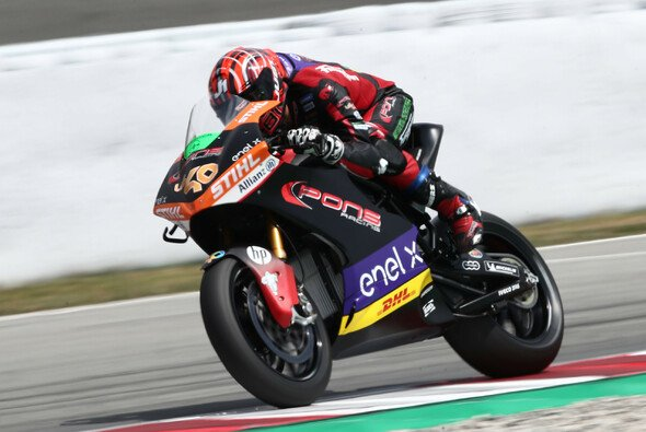 Jordi Torres startet in Misano aus der Pole Position. - Foto: LAT Images