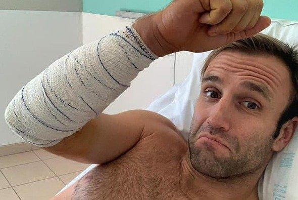Johann Zarco unterzog sich einer Armpump-Operation - Foto: Pramac Racing