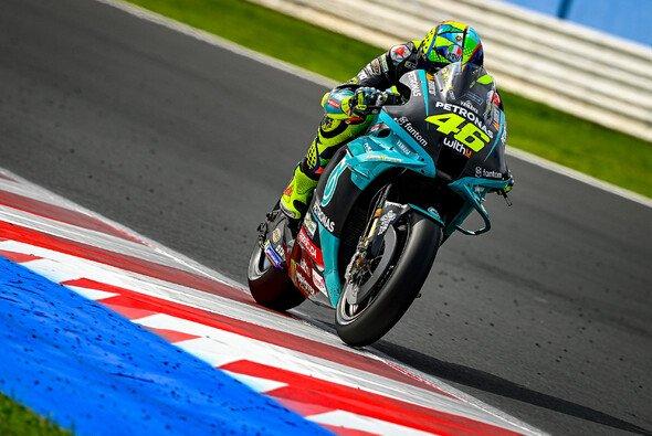 Valentino Rossi bereitete sich auf den zweiten Misano-GP vor - Foto: MotoGP.com