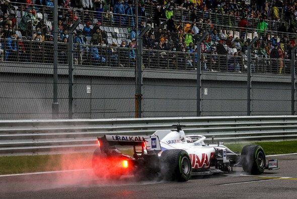 Nikita Mazepin musste sich deutlich hinter Mick Schumacher anstellen - Foto: LAT Images