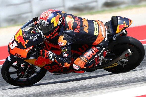 Deniz Öncü darf bei den nächsten beiden Moto3-Rennen nicht an den Start gehen. - Foto: LAT Images