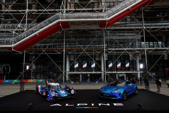 Alpine steigt ab 2024 mit zwei Autos in die LMDh-Kategorie ein - Foto: Alpine