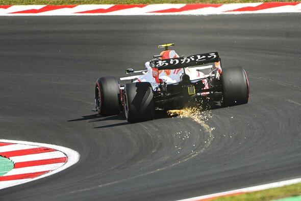 Die Formel 1 klebt in Istanbul 2021 wieder auf der Strecke - Foto: LAT Images