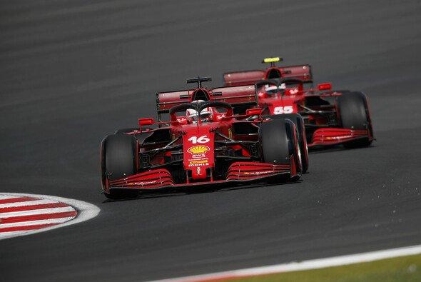 Ferrari könnte beim Formel-1-Rennen in der Türkei an diesem Wochenende der Geheimtipp sein - Foto: LAT Images