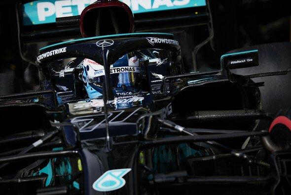 Mercedes will Valtteri Bottas beim Türkei GP 2021 nicht für Lewis Hamiltons Weltmeisterschaft einbremsen - Foto: LAT Images