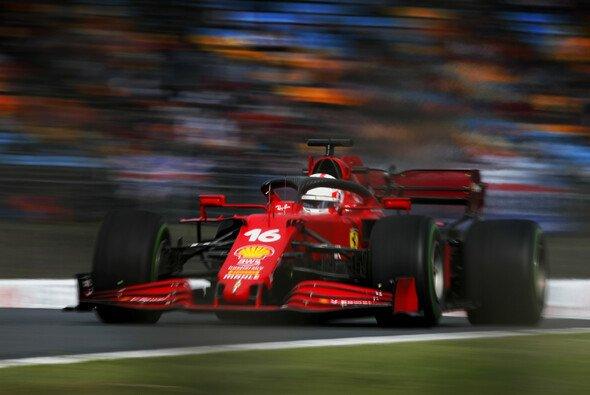 Nach Startplatz 3 im Türkei-GP: Charles Leclerc hofft auf trockenes Rennen. - Foto: LAT Images