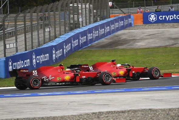 Ferraris neue Power Unit soll im Qualifying in Istanbul gleich mehrere Ränge wert gewesen sein - Foto: LAT Images