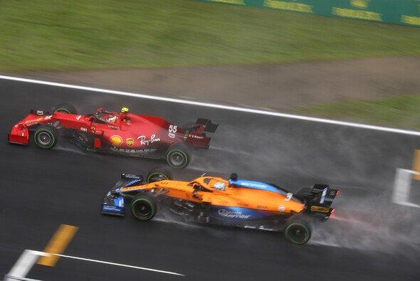 Ferrari zog McLaren in der Türkei klar davon - Foto: LAT Images