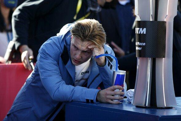 Liam Lawson war nach dem verlorenen DTM-Titel am Boden zerstört - Foto: LAT Images