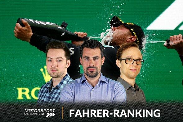 Valtteri Bottas feierte in der Türkei auch im Ranking von Motorsport-Magazin.com den Sieg - Foto: LAT Images/Motorsport-Magazin.com