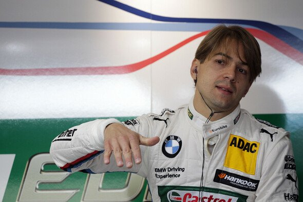 Absoluter Familienmensch: Augusto 'Gustl' Farfus - Foto: BMW AG