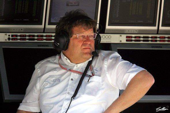 Norbert Haug: Juan Pablo wird sich den Fragen stellen. - Foto: Sutton