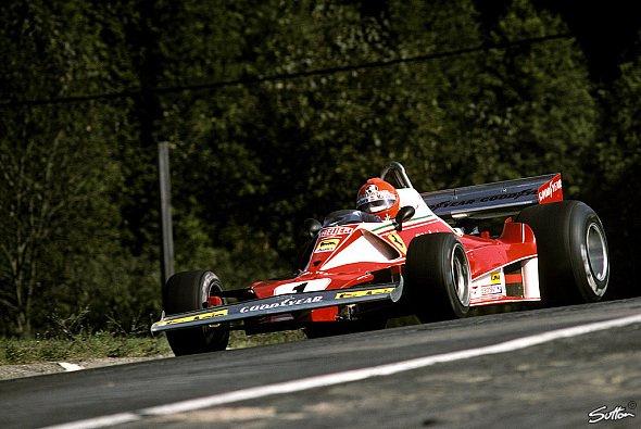 Niki Lauda - Die Geschichte eines Österreichers - Foto: Sutton