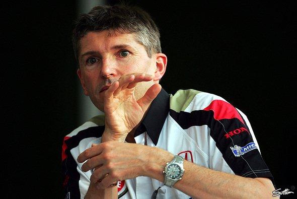 Nick Fry hielt einen Vortrag über die Zukunft der F1. - Foto: Sutton