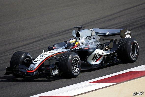 Der Spanier lieferte in Bahrain eine eindrucksvolle Vorstellung ab. - Foto: Sutton
