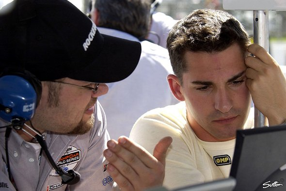 Timo und sein Team verzockten sich beim Reifendruck. - Foto: Sutton