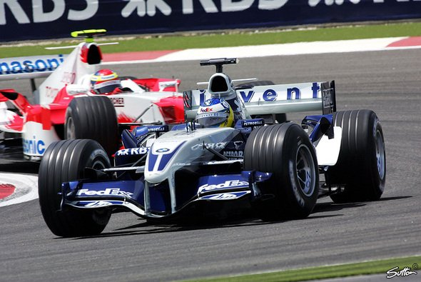 Frank Williams über Nick Heidfeld: I love his moves! - Foto: Sutton