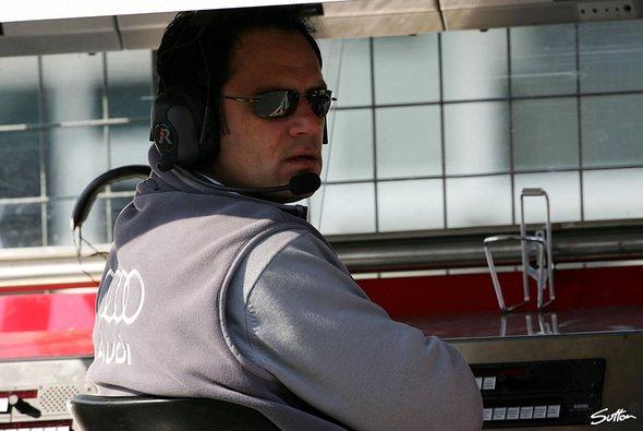 Hans Jürgen Abt möchte Schumacher vor dem Image-Ruin bewahren... - Foto: Sutton