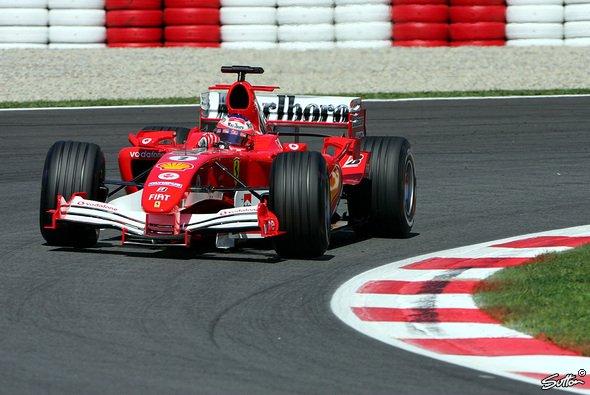 Ferrari: Besser als es den Anschein hat? - Foto: Sutton