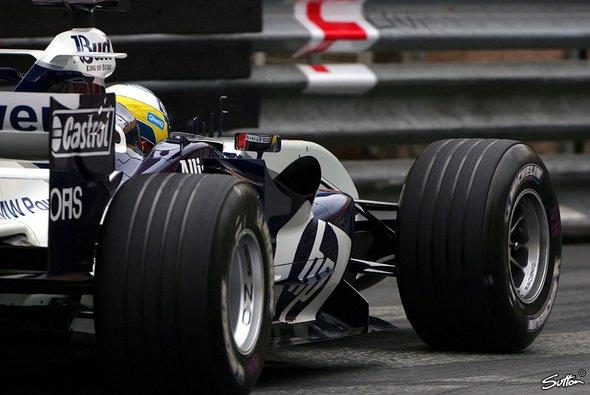 Nick war der beste Deutsche in Monaco. - Foto: Sutton