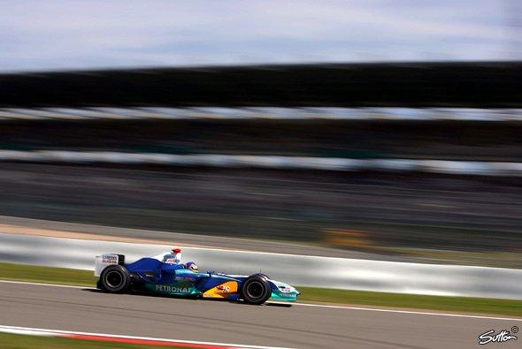 Villeneuve fehlt der Speed - Sauber die Ressourcen. - Foto: Sutton