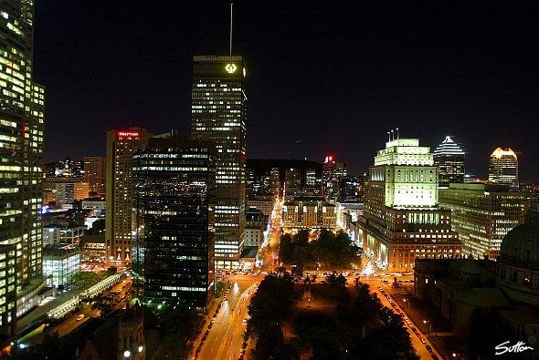 Montreal schläft nie
