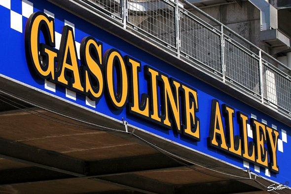 Wir bringen Ihnen die neuesten News aus der Gasoline Alley. - Foto: Sutton