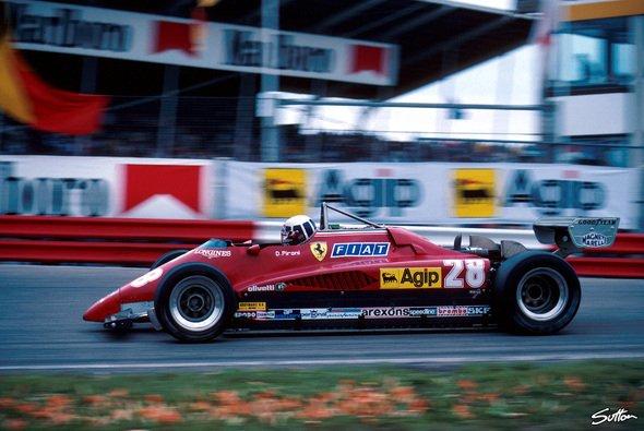 Didier Pironi - Der wahre Weltmeister 1982? - Foto: Sutton