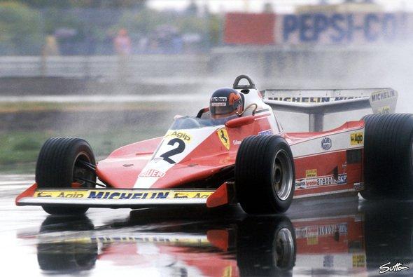 Gilles Villeneuve - Der Mann aus Quebec - Foto: Sutton